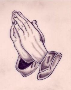 236x302 Praying Hands Vector Image Digi Stamps Line Drawings