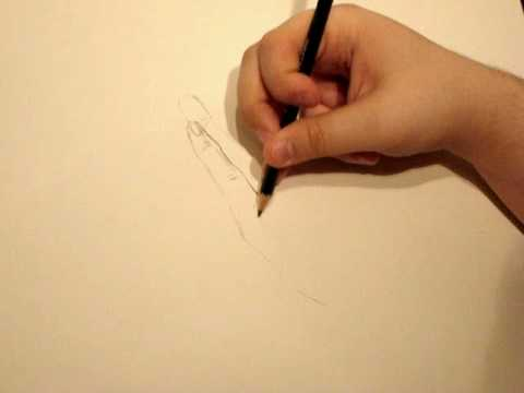 480x360 How To Draw Praying Hands Pose