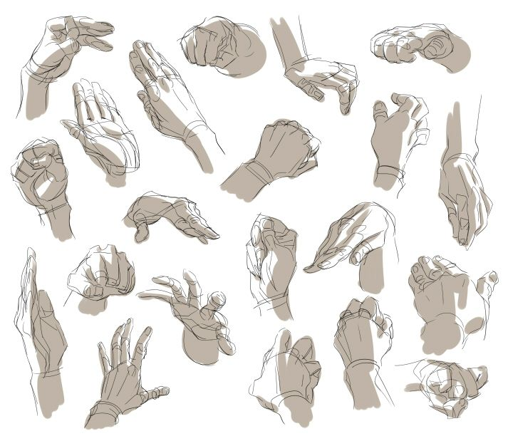 720x612 3778730362c771a3449c4c48c792064c comic layout hand reference jpg