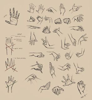 293x320 Concept Art Reference Comic Hands Reference Refes Ilustracion