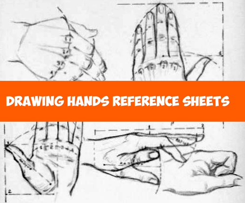 500x414 How To Draw Hands