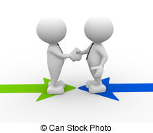 222x194 3d Man Partner Friend Hand Shake Illustrations And Stock Art. 53