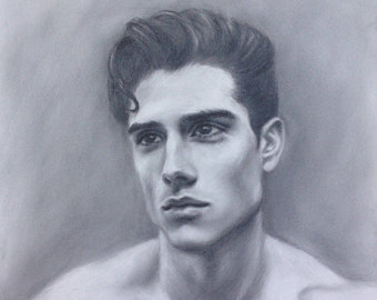340x270 Handsome Man Male Etsy