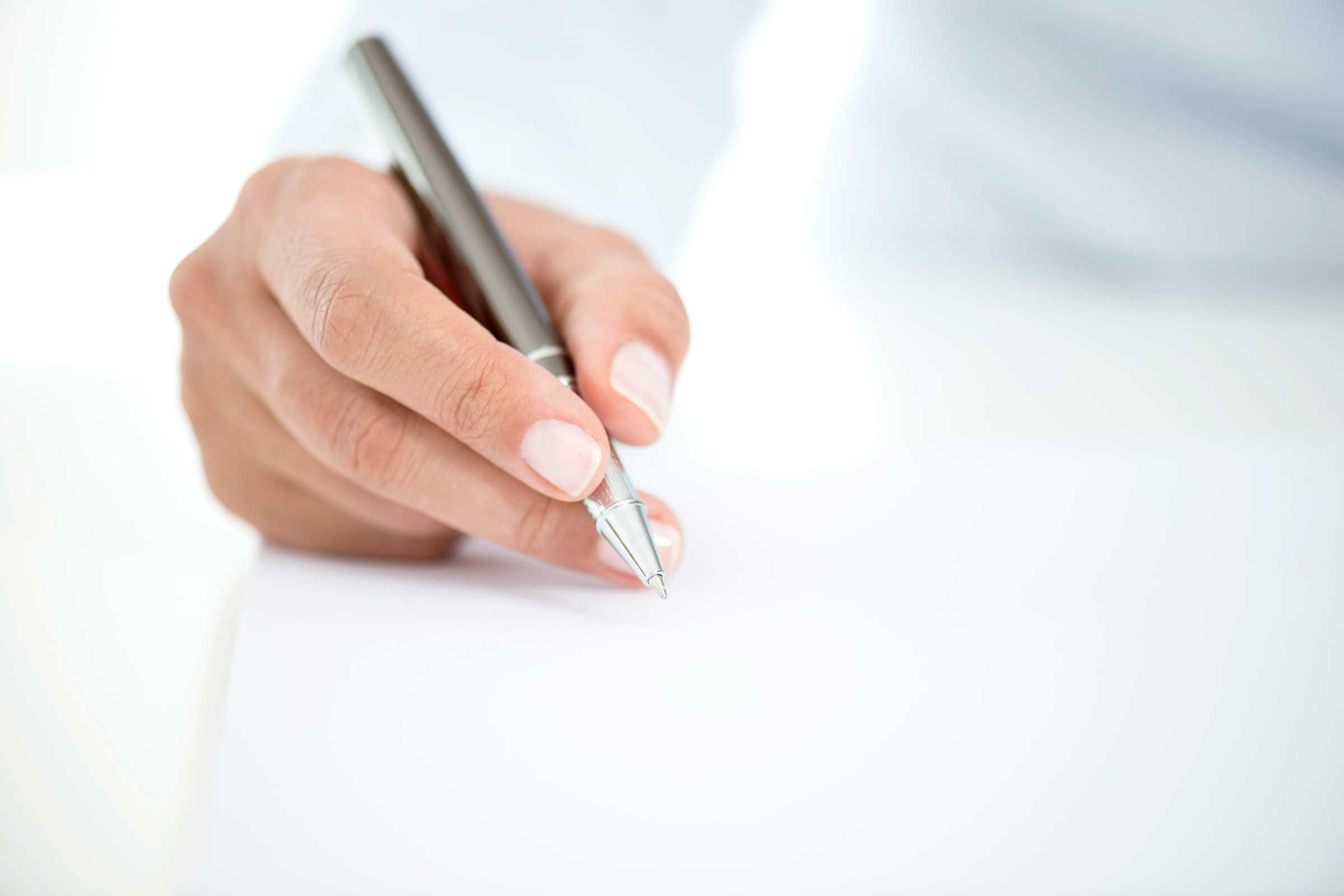 2400x1600 Improve Your Handwriting With This Easy Trick Reader's Digest