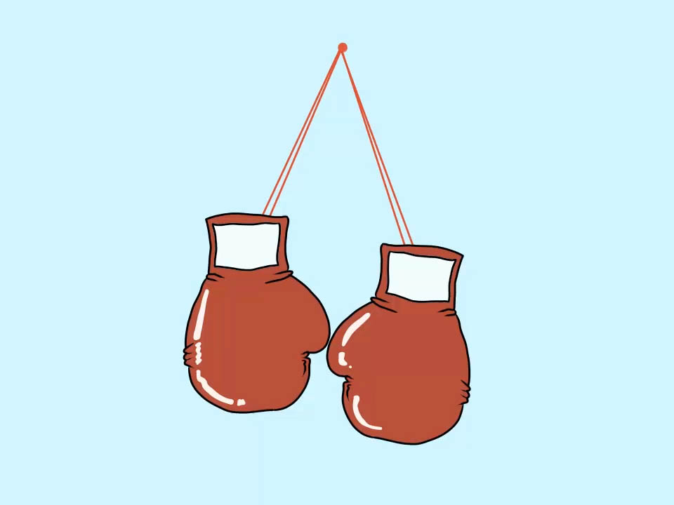 960x720 How To Draw Boxing Gloves 7 Steps (With Pictures)