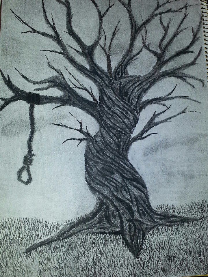 720x960 The Hanging Tree Anime The Hanging Tree Drawing Sketch Book