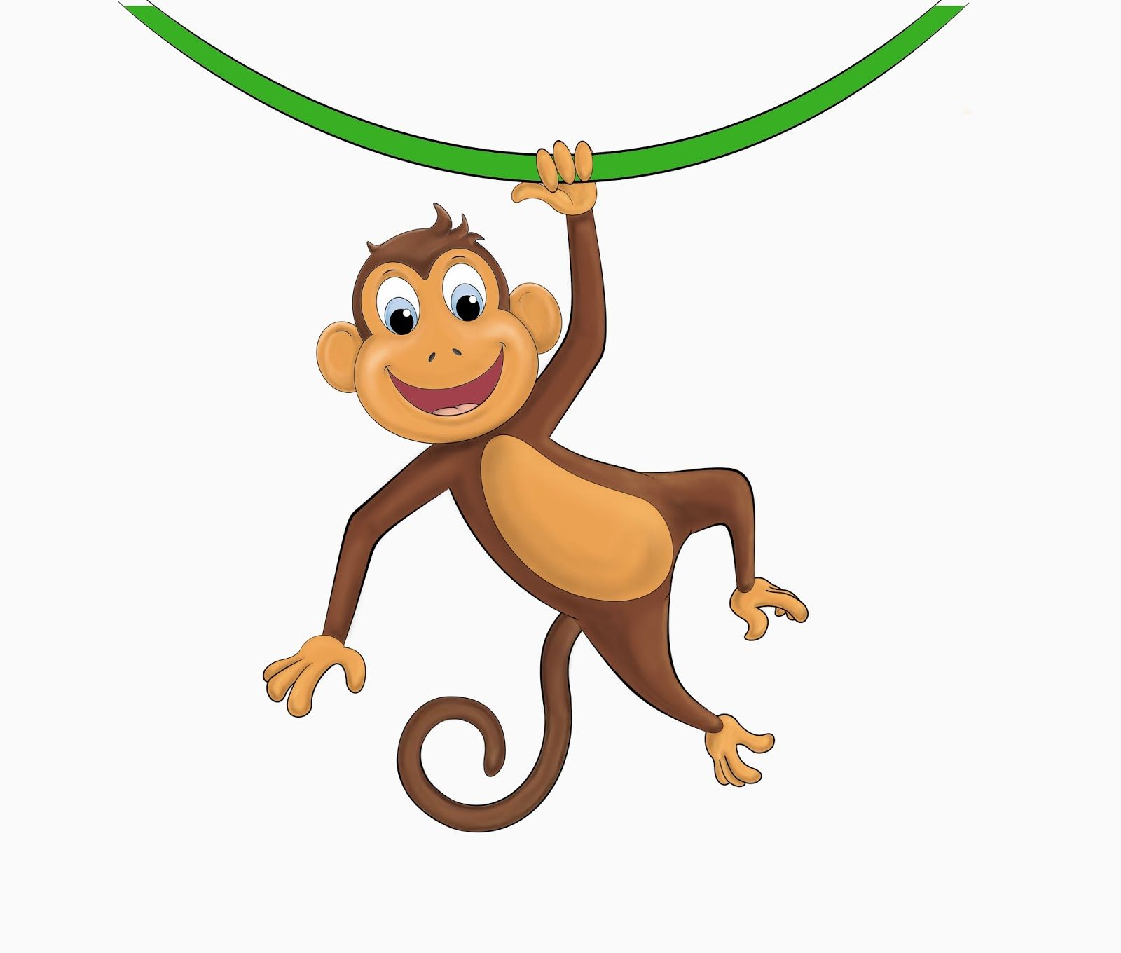 Hanging Monkey Drawing at GetDrawings.com | Free for personal use ... for realistic monkey clipart  75tgx