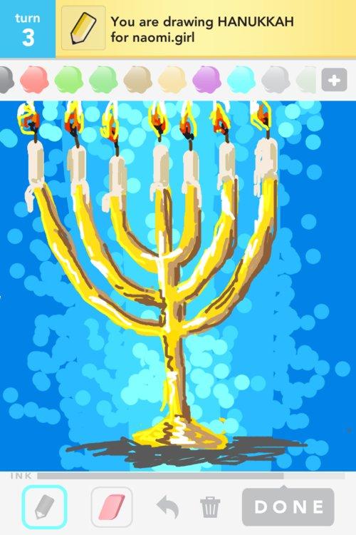500x750 Hanukkah Drawings