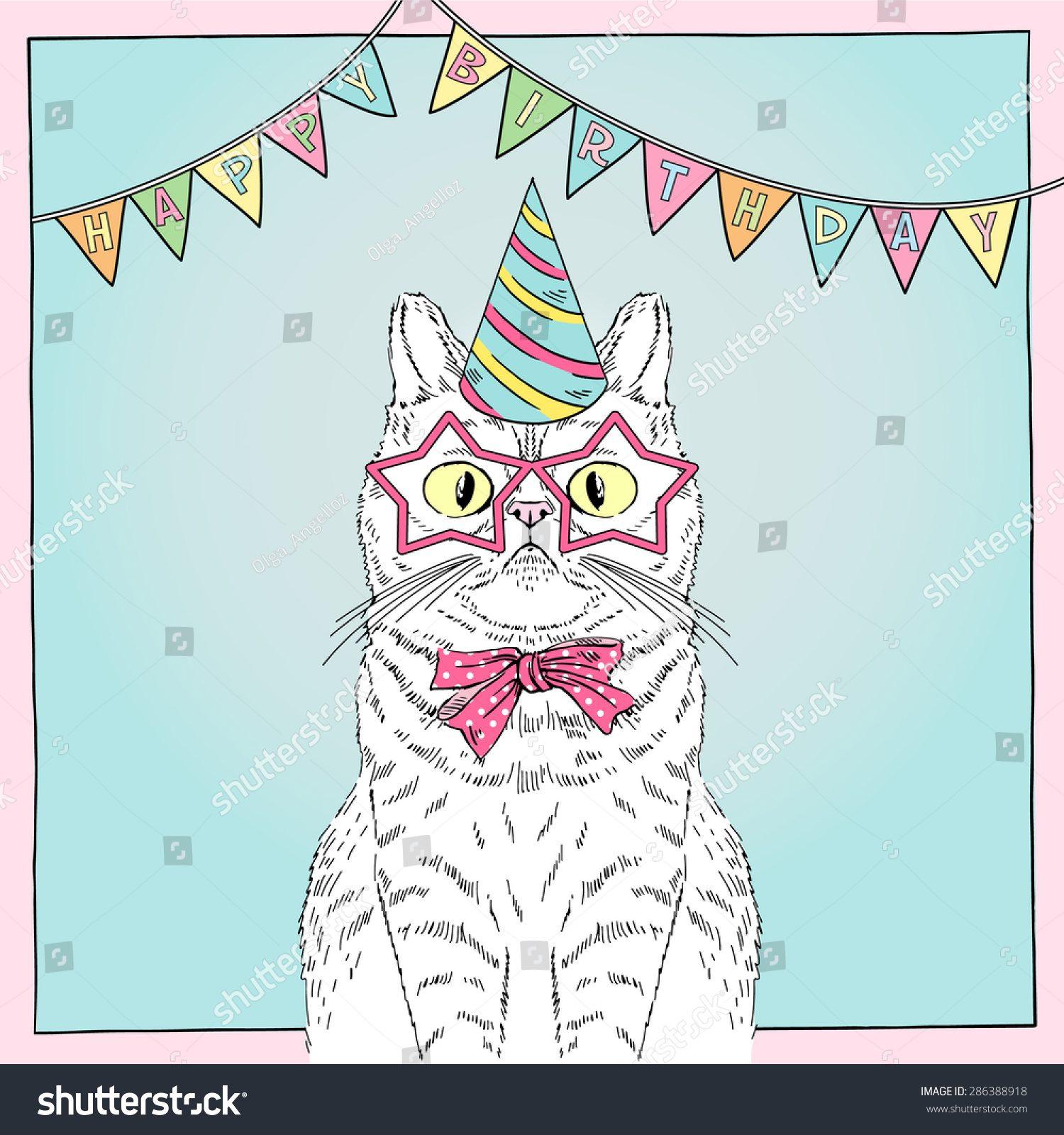 1500x1600 Hand Drawn Birthday Cards Best Sample Hand Drawn Happy Birthday