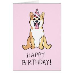260x260 Dog Drawing Cards Amp Invitations Zazzle.co.uk