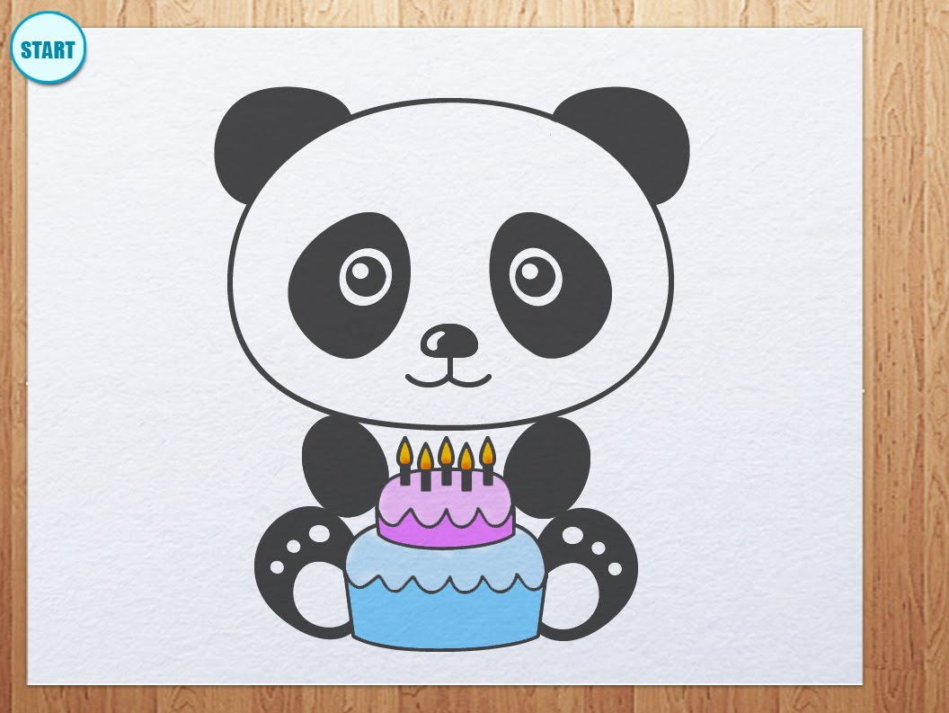 Happy Birthday Drawing Cards At Getdrawings Com Free For Personal