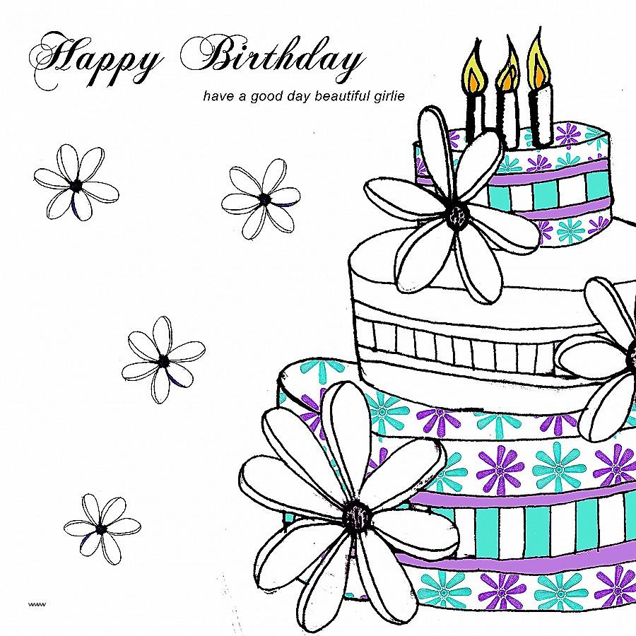 900x900 Drawing Birthday Card Ideas Awesome Easy To Draw Birthday Card