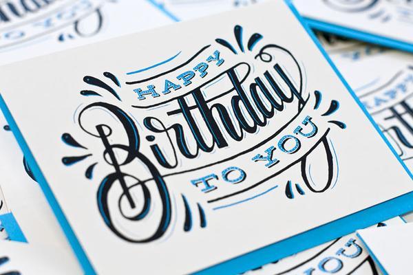 600x400 Happy Birthday To You 55 Hi'S