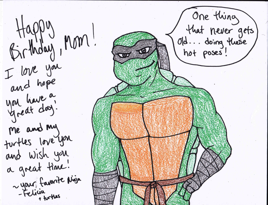 900x689 Happy Birthday Mom By ThatTMNTchick On DeviantArt