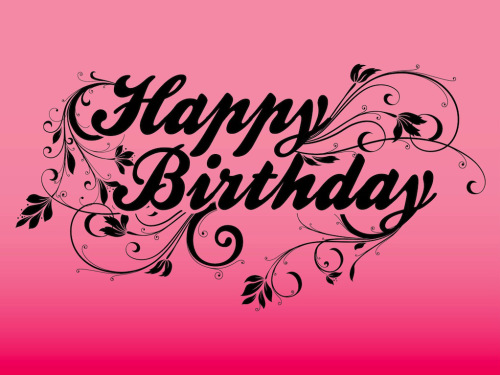 500x375 Download Best Free Happy Birthday Text Art Images, Pictures