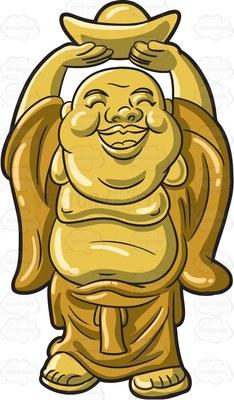 234x400 Gautama Buddha Clipart