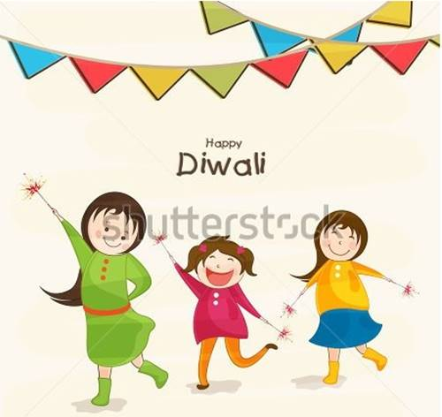 500x472 Happy Diwali Pictures For Kids