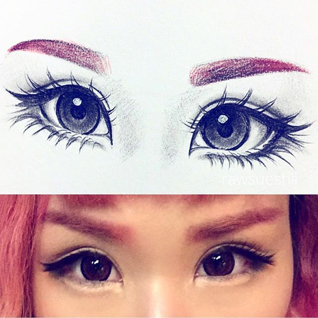 640x640 Hey Loves!! In Today's Video I I Teach You All How I Draw Eyes