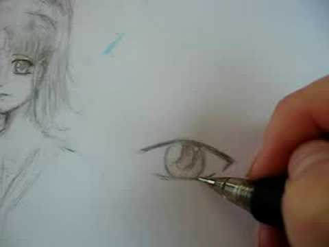 480x360 How To Draw A Male Anime Eye