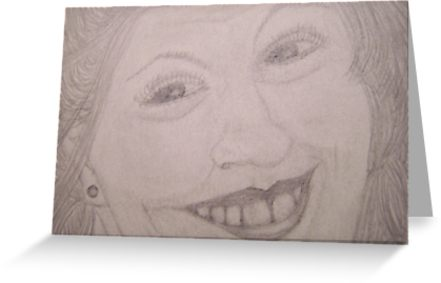 441x283 Happy Eyes Drawing