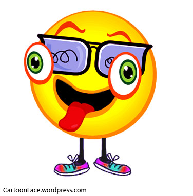 376x383 Happy Cartoon Faces Cartoon Faces