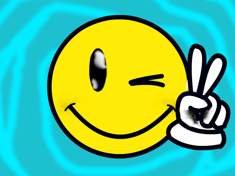 800x600 Simple Smiley Face A Other Speedpaint Drawing By Samfly02mim