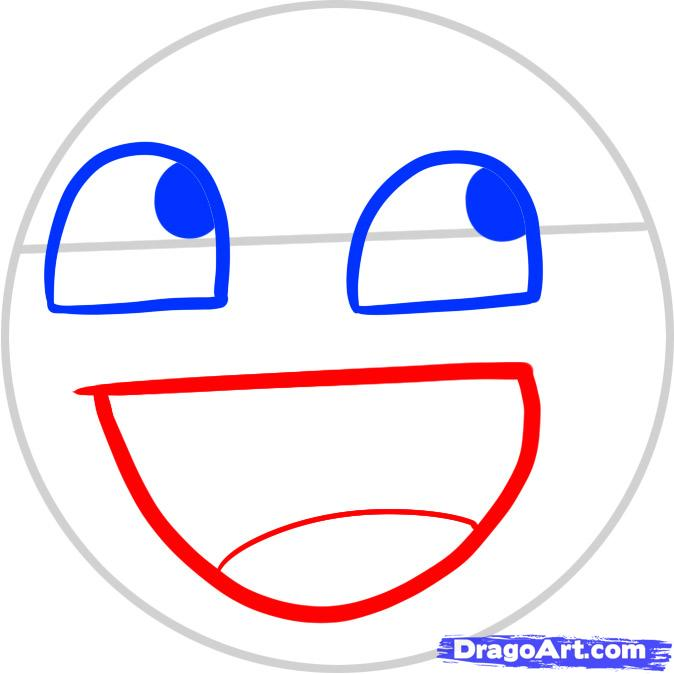 674x674 photos how to draw happy faces