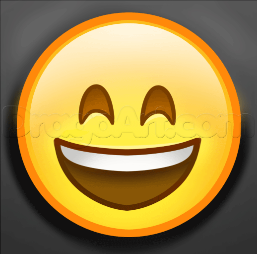 518x511 Photos How To Draw Happy Faces,