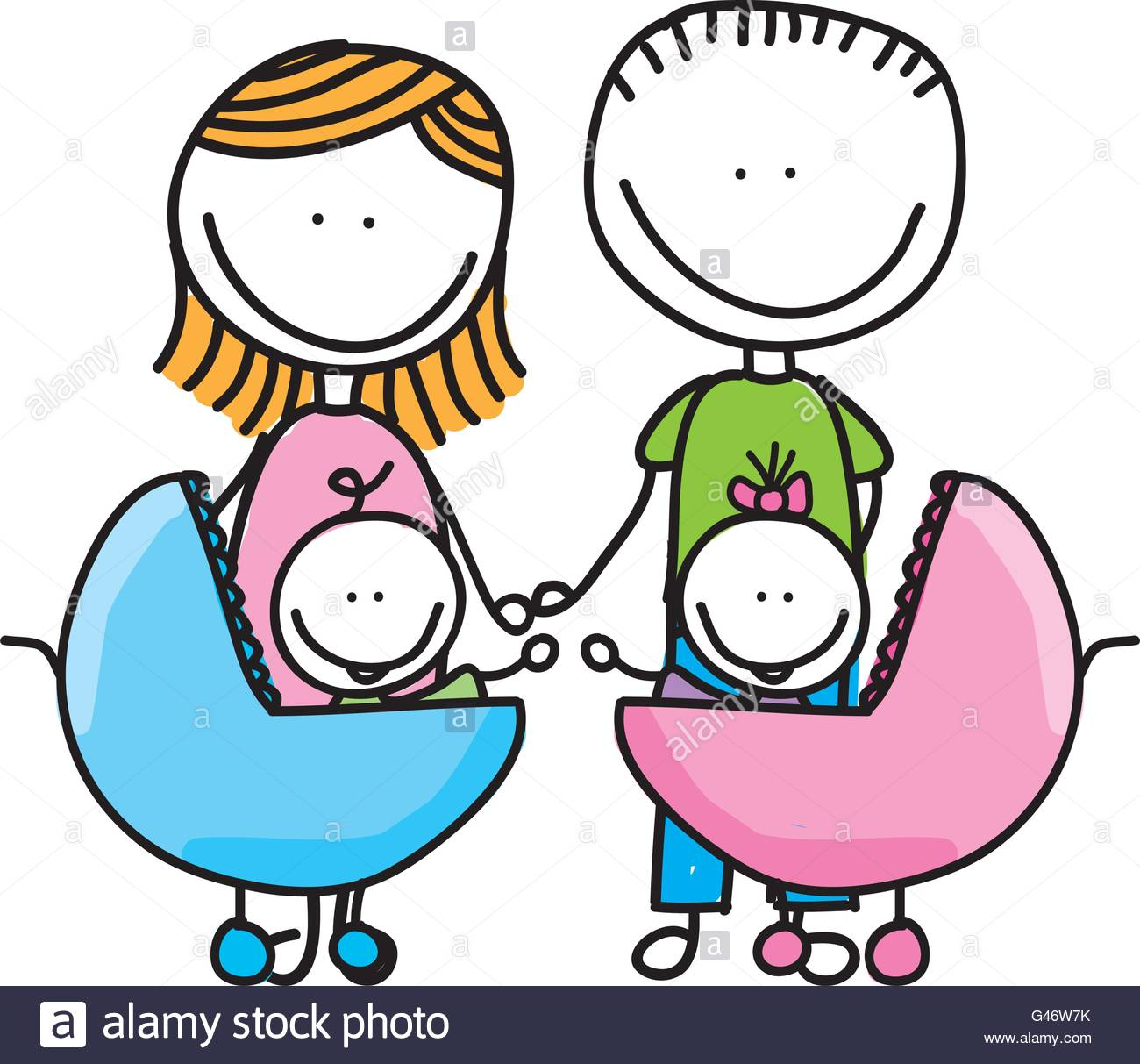 1300x1213 Happy Family Drawing Isolated Icon Design Stock Vector Art