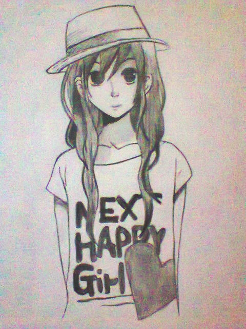 480x640 Next Happy Girl By Xinje
