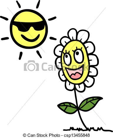 384x470 Creative Design Of Happy Sun Eps Vector