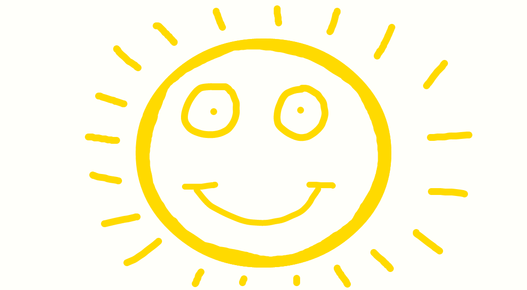 1080x595 Happy Sun Day By Earwaxkid