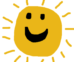 300x250 A Happy Sun