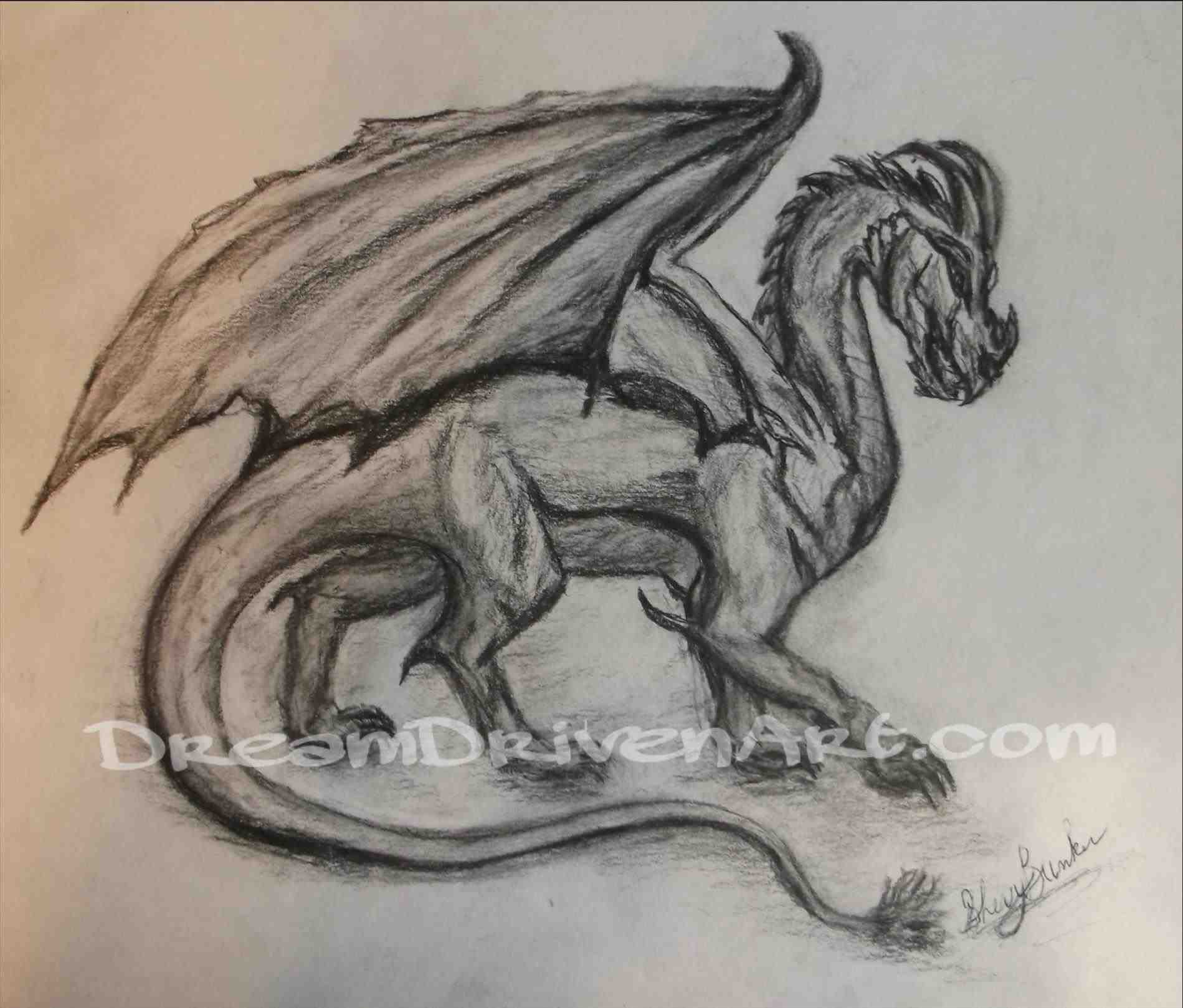 1899x1618 Hard Drawings Of Dragons