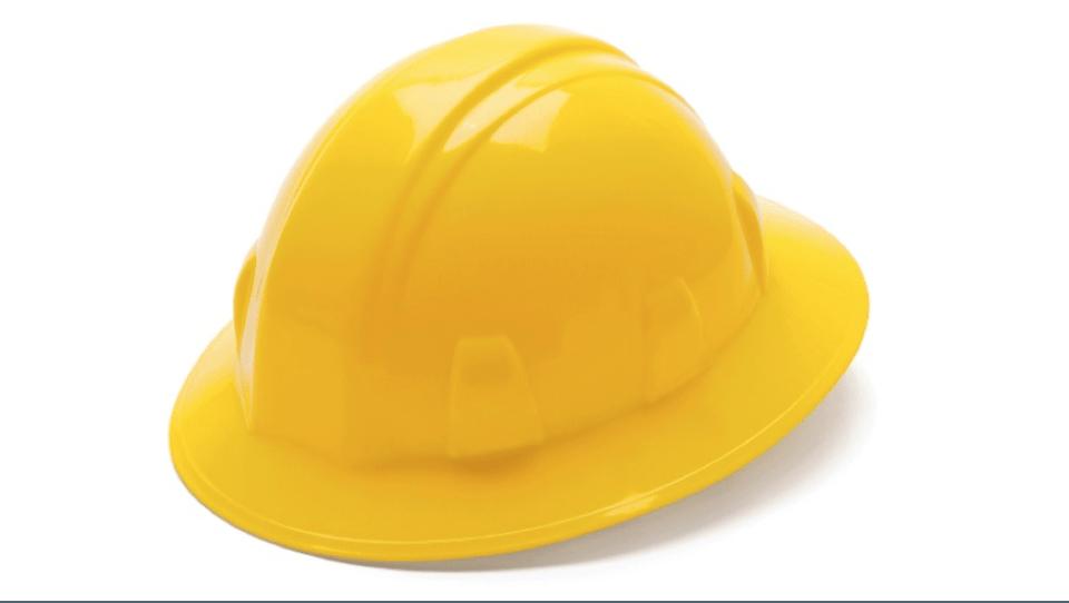 960x542 Pyramex Sl Series Full Brim Hard Hat (6 Point Ratchet) Buyers