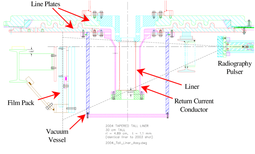 850x515 Autocad Drawing Of The Hardware Configuration Used In The Second