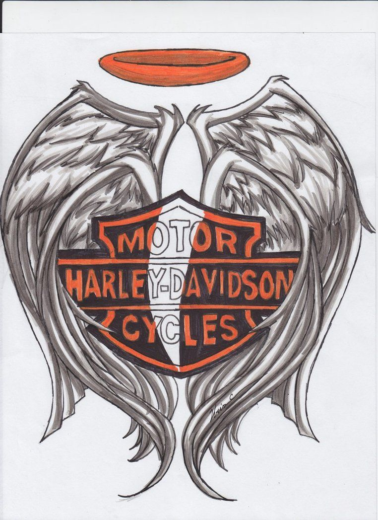 762x1047 Harley Davidson Tattoos Harley Davidson Tattoo By ~flare9052