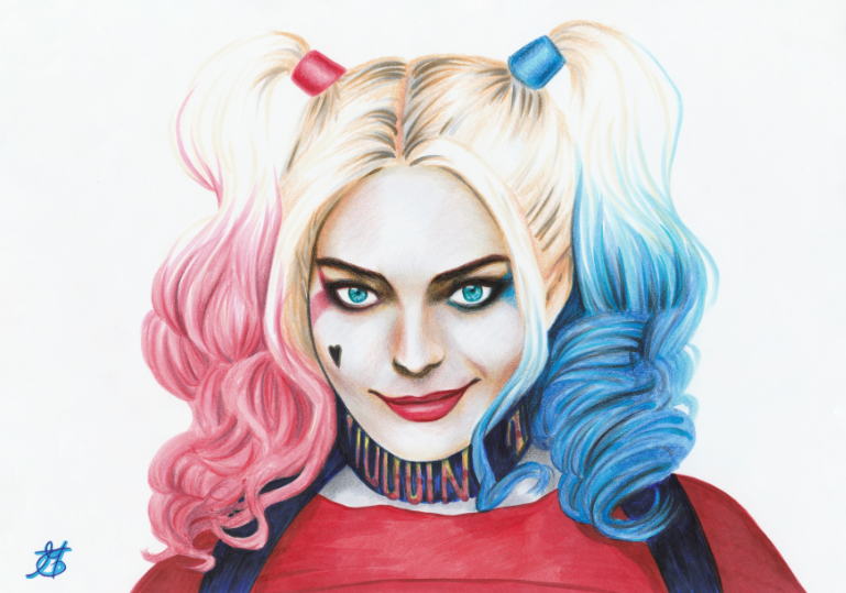 769x539 harley quinn by irmabathory on deviantart