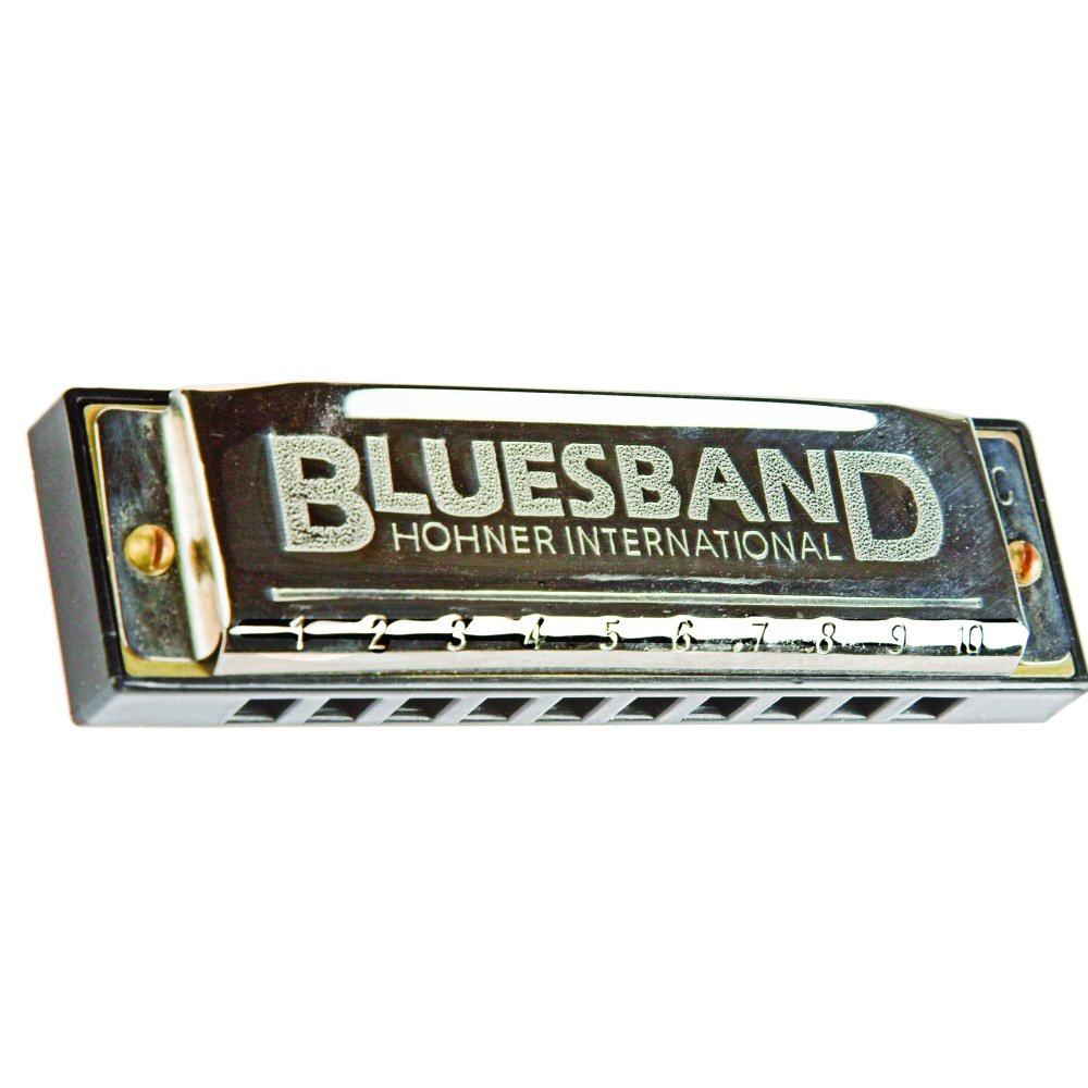 1000x1000 Blues Band Harmonica