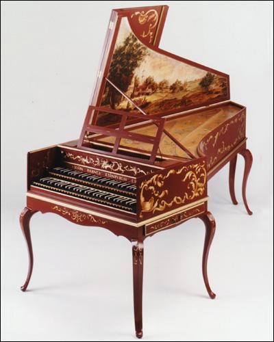 400x500 Harpsichord Amp Harpsichord Kit