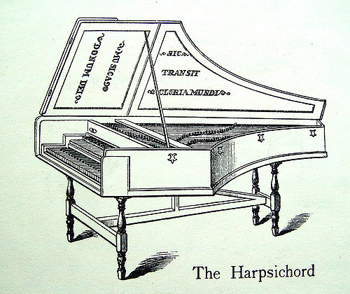 500x420 The Harpsichord Sic Transit . Rabinal