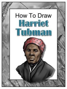 266x350 Drawing John Presents How To Draw Harriet Tubman. Begin