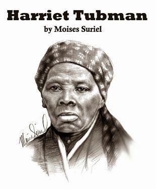 310x375 Harriet Tubman Moises Suriel Harriet Tubman