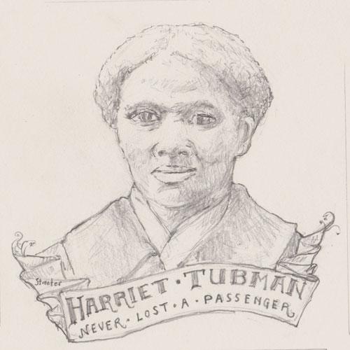 500x500 Harriet Tubman 500 Betsy Streeter