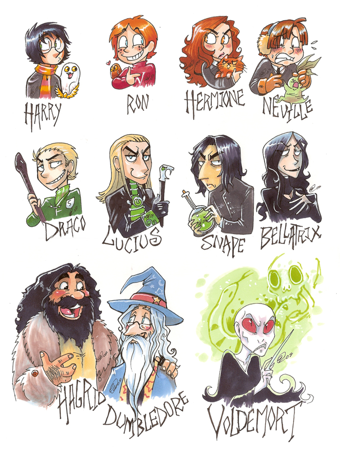 700x923 Harry Potter Drawings Com Spots Harry Potter Images 6800332
