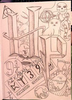 236x326 Harry Potter, I'M Gonna Draw This Fav Harry Potter