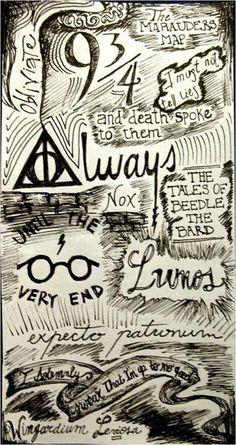 236x445 Harry Potter Hechizos Tumblr