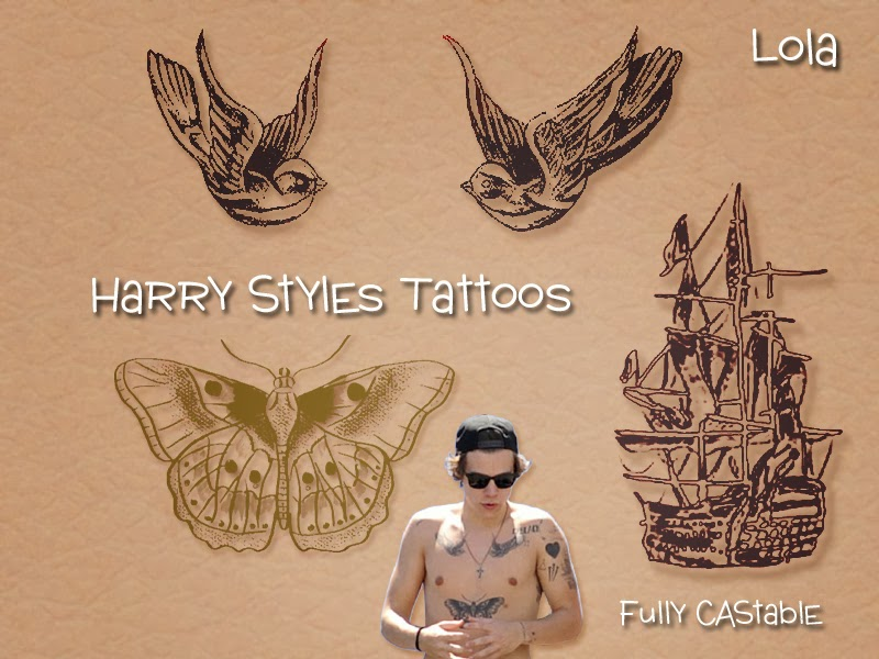 800x600 Sims And Just Stuff Harry Styles