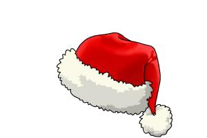 300x200 How To Draw A Santa Hat