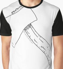 210x230 Hatchet Drawing Graphic T Shirts Redbubble